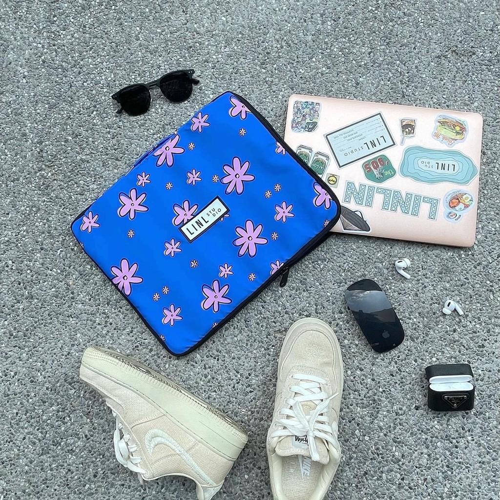 Túi chống sốc - đựng laptop - LINLINCANVAS - fix lap 13'3 inch và 15'6 inch
