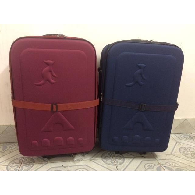 [thanh lý] vali kéo size 28 đựng 40kg hành lý
