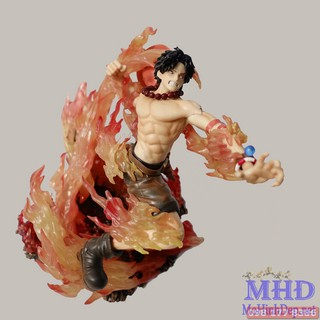 [MHĐ] Mô hình Figure Ace POP Fire Max 15th Ver. – One Piece