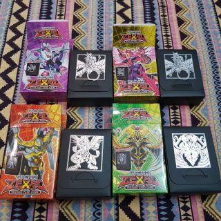 Set bài Yu Gi-Oh có hộp đen như hình thumbnail
