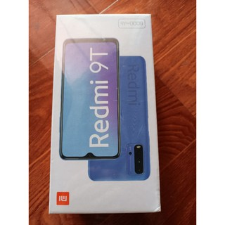 Điện thoại xiaomi redmi 9T – 6/128GB