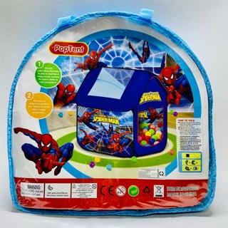 Lều banh cho bé hình siêu nhân nhện 7009SS