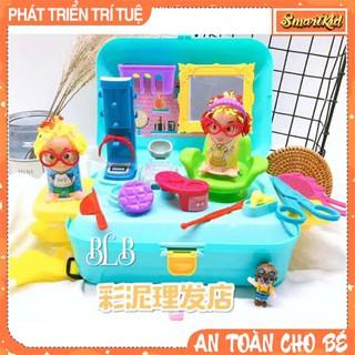 Đồ Chơi Hóa Trang Thiết Kế Tạo Mẫu Tóc Cho Bé 2-10 Tuổi_Đồ Chơi Mô Hình thumbnail
