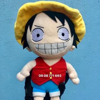 Thú bông Luffy 32cm