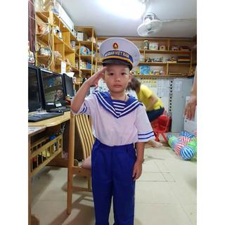 Trang phục hải quân sale còn 300k