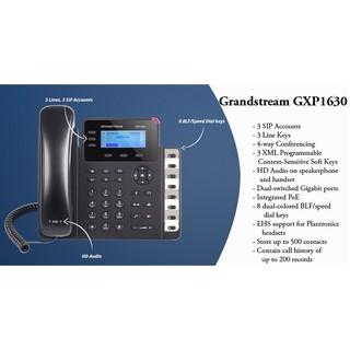 Điện thoại IP GXP1630 thumbnail