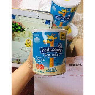 Sữa Pediasure Grow & Gain Vanilla 400gr