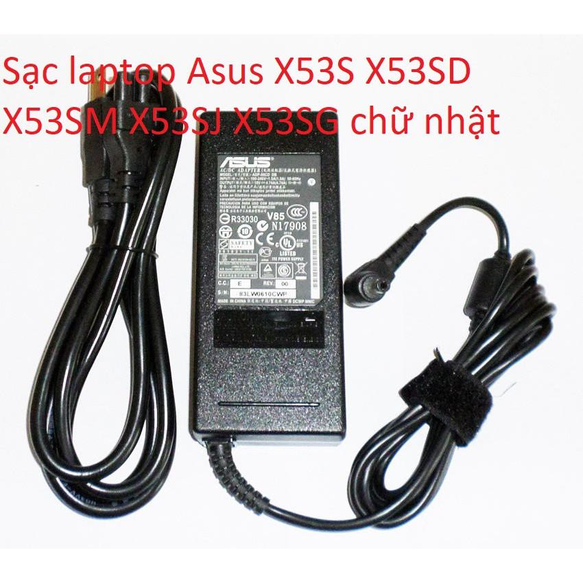 Sạc laptop Asus X53S X53SD X53SM X53SJ X53SG - 14774877 , 2317045045 , 322_2317045045 , 150000 , Sac-laptop-Asus-X53S-X53SD-X53SM-X53SJ-X53SG-322_2317045045 , shopee.vn , Sạc laptop Asus X53S X53SD X53SM X53SJ X53SG