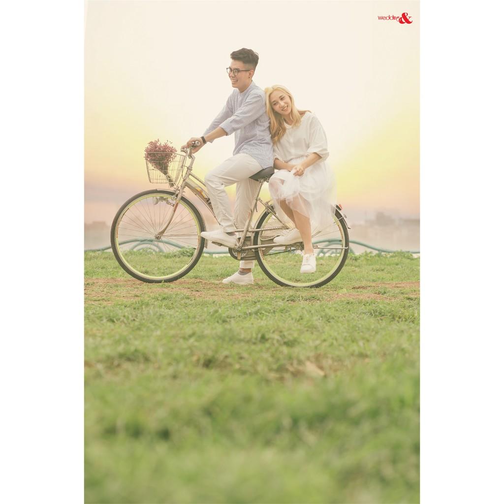 Toàn quốc [Voucher] Wedding& - Gói chụp Datesnap 2500k (Dành cho cặp đôi)