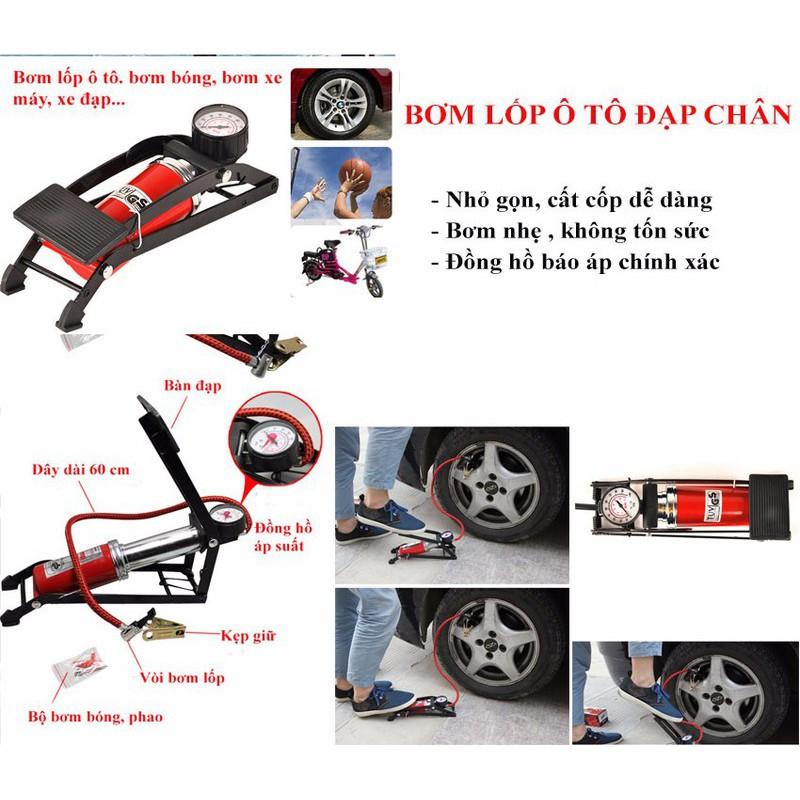 Bơm lốp xe máy, ô tô đạp chân tiện dụng cho gia đình - 9931259 , 1205522571 , 322_1205522571 , 130000 , Bom-lop-xe-may-o-to-dap-chan-tien-dung-cho-gia-dinh-322_1205522571 , shopee.vn , Bơm lốp xe máy, ô tô đạp chân tiện dụng cho gia đình