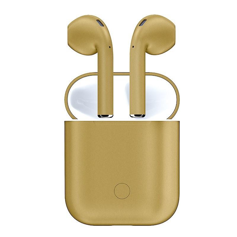 Tai nghe bluetooth đôi (True Wireless) Hoco ES28 Original series V5.0 (Trắng) - Hàng chính hãng - BH 12 tháng