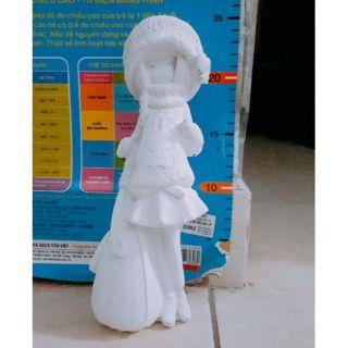 Tượng thạch cao cho bé sz 22- 25 cm