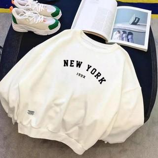 Áo Sweater New York 199x Size M-Xxl 6.6 Fasion Cho Nam Nữ