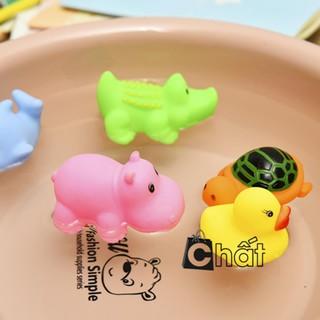 Bộ đồ chơi 20 sinh vật biển + lưới thả bồn tắm hoặc cát cho bé ngộ nghĩnh