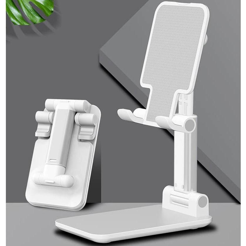 Giá đỡ điện thoại, iPad để bàn có thể gập gọn, chống tê mỏi tay