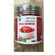 Organic- Trái Kỉ Tử Khô Hữu Cơ Ninh Hạ 200g ( Organic Goji Berries Ningxia ) - V