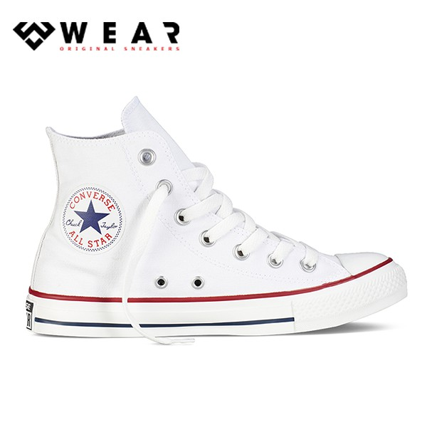 Giày Sneaker Unisex Converse Chuck Taylor All Star Classic White - 121184
