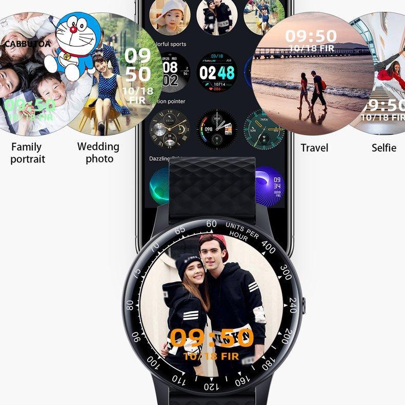 Đồng Hồ Thông Minh H30 Hỗ Trợ Theo Dõi Sức Khỏe Cho Ios Android Điện Thoại