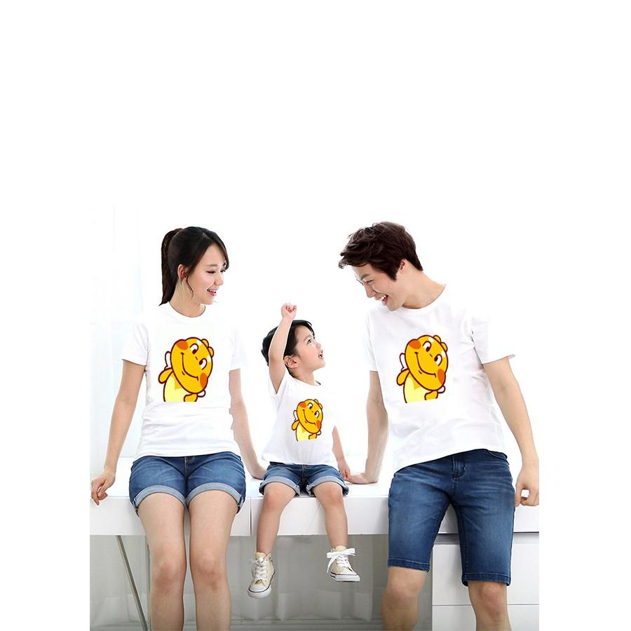 Sét áo thun gia đình BK0025