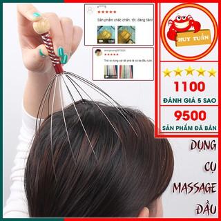 Massage đầu – mát xa đầu – dụng cụ massage đầu thông minh (MSD01)