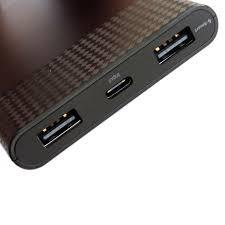 Sạc dự phòng Pisen Bank 2S Pro 10000mAh (Type C, Dual USB )- HÀNG CHÍNH HÃNG