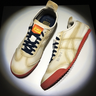 ASICS Onitsuka Tiger MEXICO 66 DELUXE TH9J4L-3638 Giày thể thao nam và nữ giày chạy bộ giày bình thường AZ0713 thumbnail