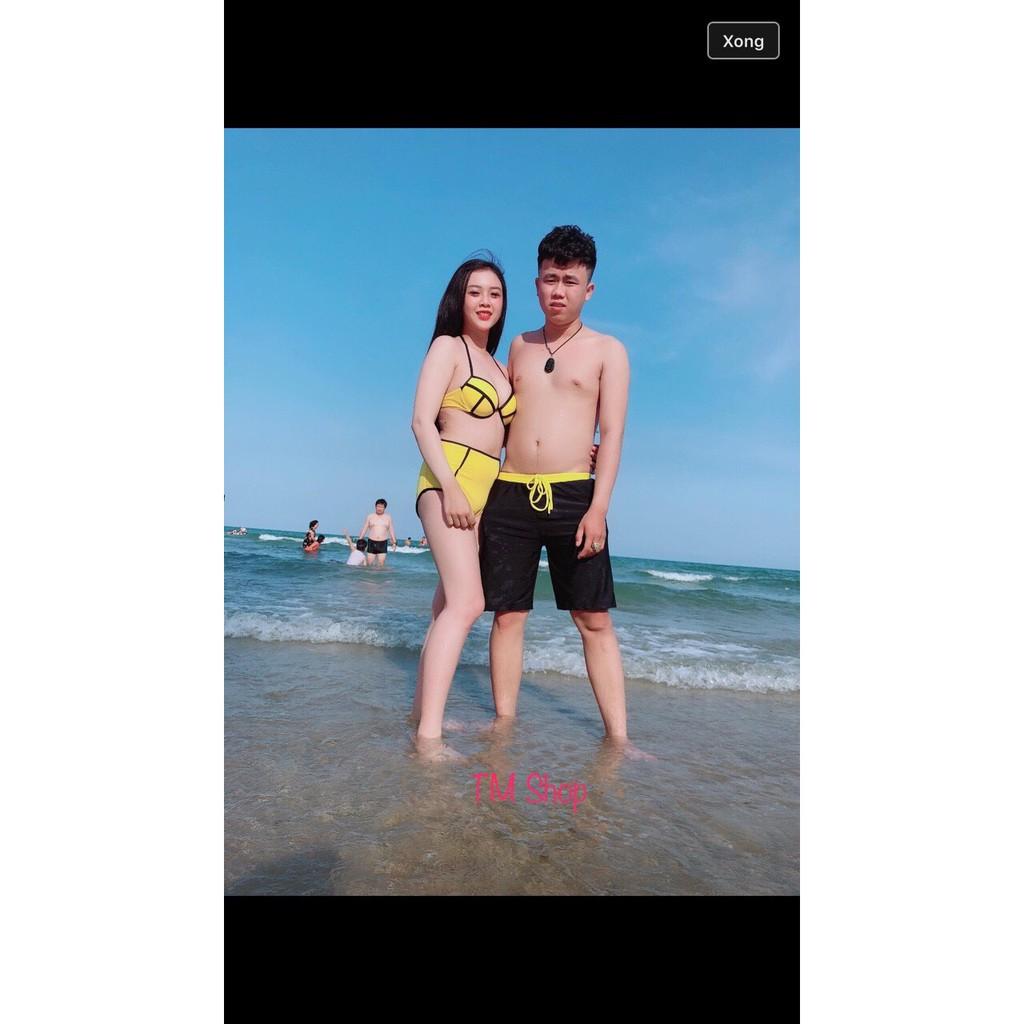 [FreeShip Từ 50K] Bikini - Đồ Bơi Nữ Hai Mảnh Sexy Mặc Đi Biển QAL-BI-006 | WebRaoVat