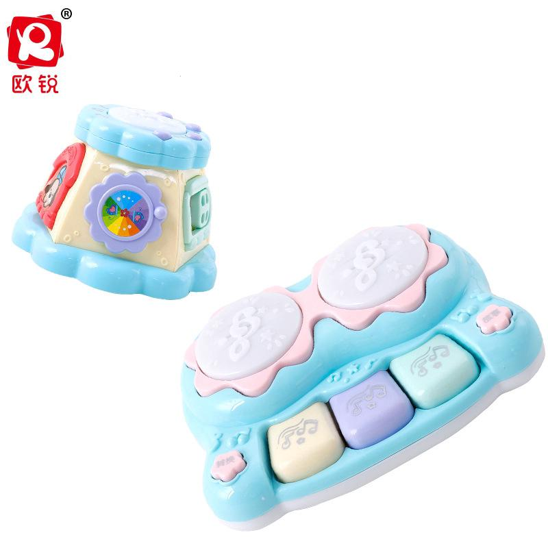 Multi-function Music Toy Educational Electronic Keyboard Baby Piano