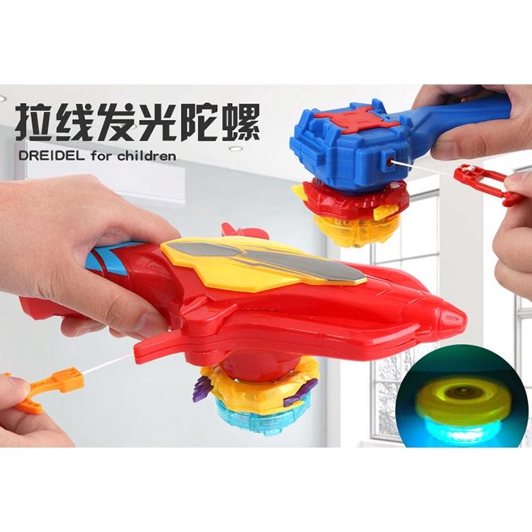 Con Quay Spinner Nhựa Phát Quang Cho Bé Trai