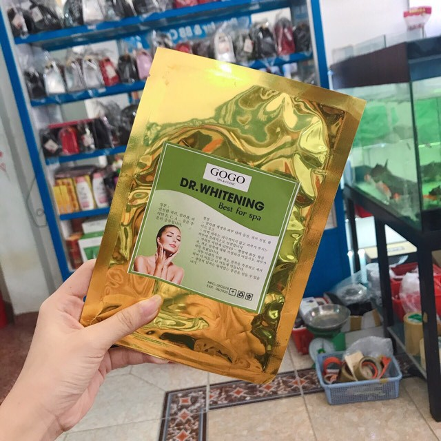 [Free ship 99k giao tại HN + HCM] Tắm Trắng Nhau Thai Cừu Dr Whitening