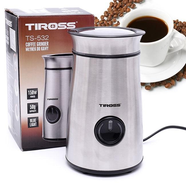 Máy xay cà phê Tiross TS532 - Hàng chính hãng