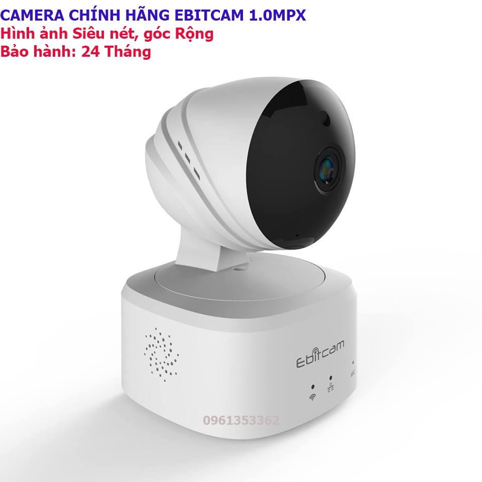 Camera IP Wifi 1MP Ebitcam E2 - 2920987 , 825956522 , 322_825956522 , 1120000 , Camera-IP-Wifi-1MP-Ebitcam-E2-322_825956522 , shopee.vn , Camera IP Wifi 1MP Ebitcam E2