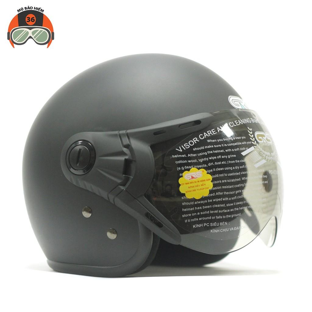Mũ Bảo Hiểm Đẹp GRS A368K (nhiều màu)