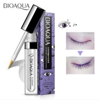 Serum dưỡng mi dài và dày Nourishing Liquid Eyelashes Bioaqua - Chỉ 10 ngày