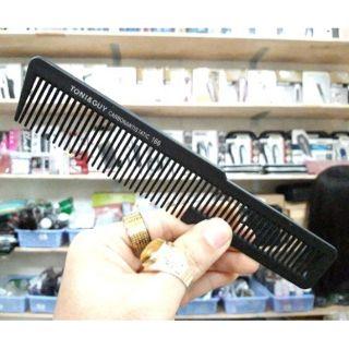 Lược cắt tóc nam bản to cực bám tóc, Lược cắt tóc nam cao cấp bản dày tony&guy 166 thumbnail