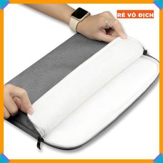 Túi Chống Sốc Macbook Laptop Cao Cấp - Đủ Size 11 inch, 12 inch, 13 inch, 14 inch, 15 inch, 16 inch. Sale 2021 thumbnail