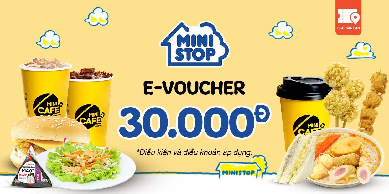 E-Voucher Ministop 30.000đ