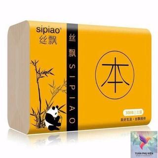 Yêu ThíchGiấy Ăn Gấu Trúc SIPIAO 🌜 Gói Giấy Ăn Gấu Trúc SIPIAO - Sẵn hàng 1Gói 🌜 Hàng Nội Địa Loại 1 Siêu Mềm Mại Siêu Dai