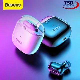 [Mã ELFLASH5 giảm 20K đơn 50K] Tai Nghe Bluetooth Baseus Encok Wireless A03 Chính Hãng