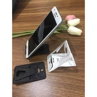 Giá đỡ điện thoại thông minh , giá đỡ để bàn nhỏ gọn, bỏ túi đa năng tiện lợi sử dụng . nhựa ABS thumbnail