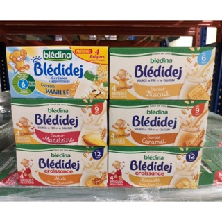 Sữa Nước Bledina Pháp 4h 250mil đủ vị Date 8 2021 thumbnail