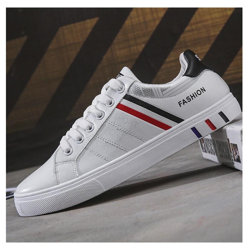 [FLASH SALE] Giày thể thao nam sneaker phong cách hàn quốc - kèm ảnh thật