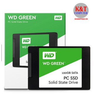 ổ cứng SSD WD 120GB WDS120G2G0A ()