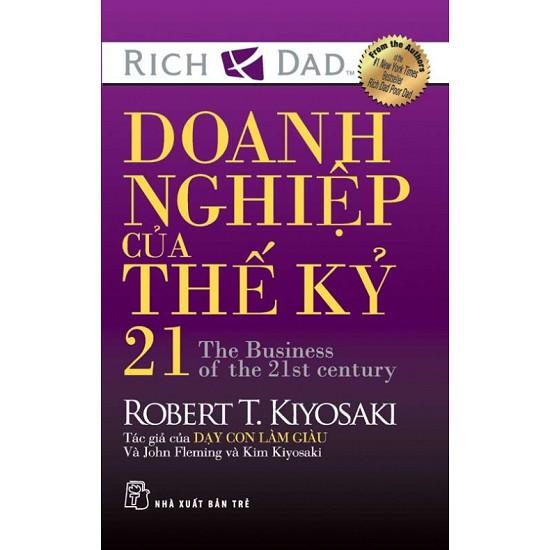 Sách - Doanh Nghiệp Của Thế Kỷ 21
