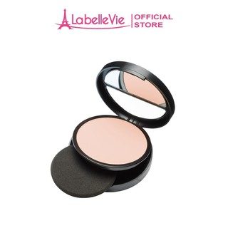 Phấn phủ dạng nén Arcancil Poudre Compacte Cover Match Matifying Compact Powder - High Coverage, Long Lasting 9gr
