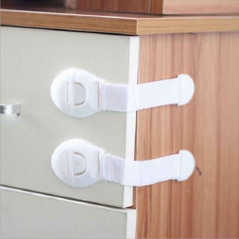 Bộ Ổ Khóa Cửa Tủ 10 Cánh Đa Năng An Toàn Tiện Dụng