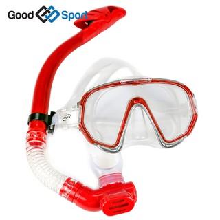 Bộ kính lặn và ống thở cao cấp thương hiệu Aryca SG5