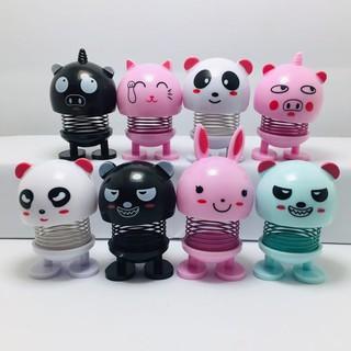 Combo 50 emoji thú nhún lò xo mèo thỏ gấu_minhtrang