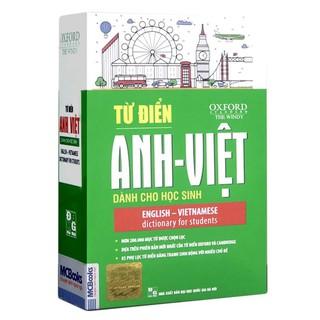 Sách - Từ điển Anh Việt dành cho học sinh (2020) [MCBOOKS]