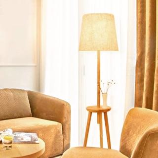 (Bảo hành 2 năm – Freeship) Đèn cây đứng đọc sách, đèn bàn trang trí kiểu dáng vintage